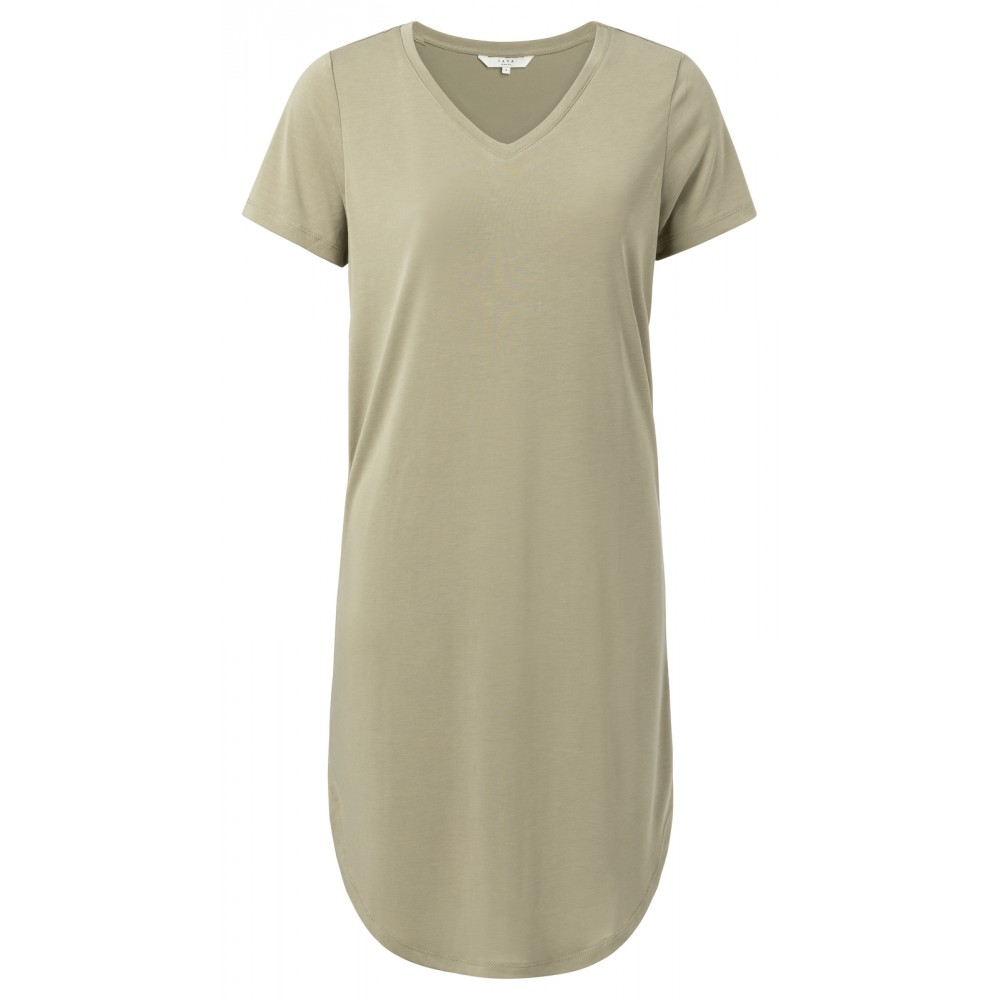 Yaya Basic Jersey Dress